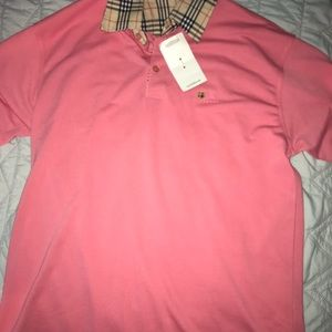 Burberry London Polo SIZE M NWT *READ*